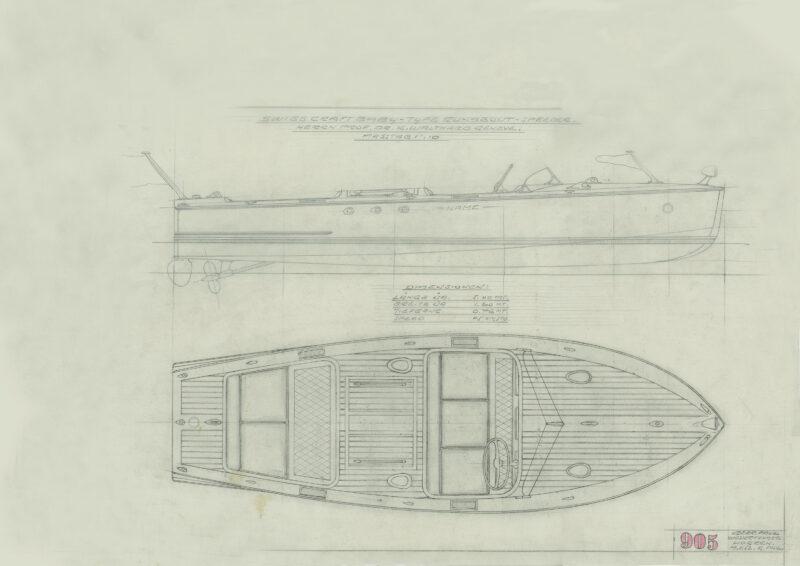 Bauplan Nr. 905: Nachbau der HANALEI