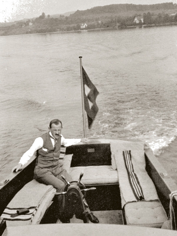 FRÖSCH um 1930