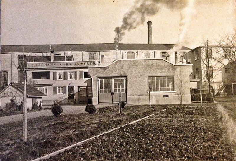 Wohnhaus und Werft