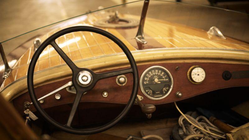 Cockpit von HANALEI II