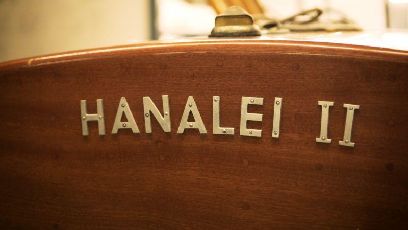 Heck von HANALEI II