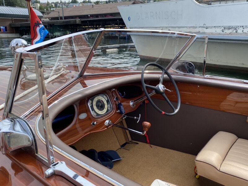 Cockpit von FLANEUR